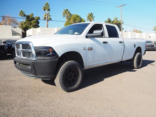 2010 Dodge Ram 2500 ST Crew Cab
