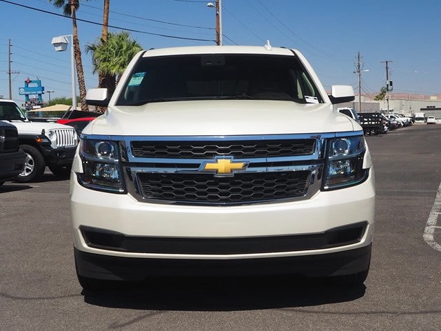 2015 Chevrolet Suburban LT 1500