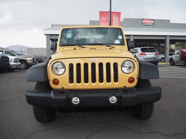 2013 Jeep Wrangler Sport