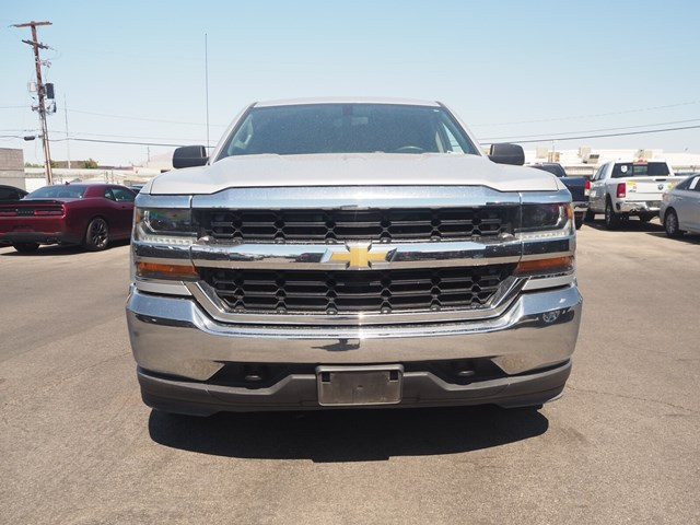 2017 Chevrolet Silverado 1500 Extended Cab