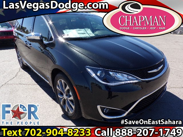 2017 chrysler pacifica limited for sale stock c7053 chapman chrysler jeep. Black Bedroom Furniture Sets. Home Design Ideas