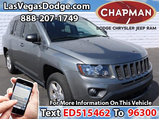2014 Jeep Compass Altitude Edition