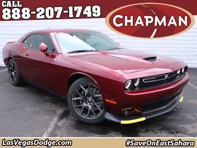 Chapman Dodge Las Vegas >> New 2019 Dodge Challenger Gt D9136 Chapman Las Vegas Dodge