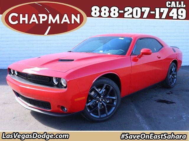 Chapman Dodge Las Vegas >> New 2019 Dodge Challenger Sxt D9161 Chapman Las Vegas Dodge
