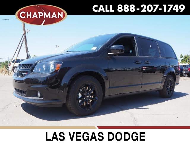 New 2019 Dodge Grand Caravan SXT - D9210 | Chapman Las Vegas