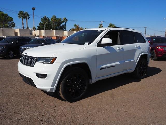 2021 Jeep Grand Cherokee Laredo X 8-Speed Automatic w/Manual Shift 4X4