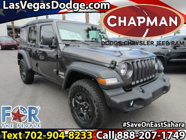 Browse Wrangler Unlimited JL Inventory