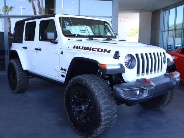 2019 Jeep Wrangler Unlimited Rubicon Custom