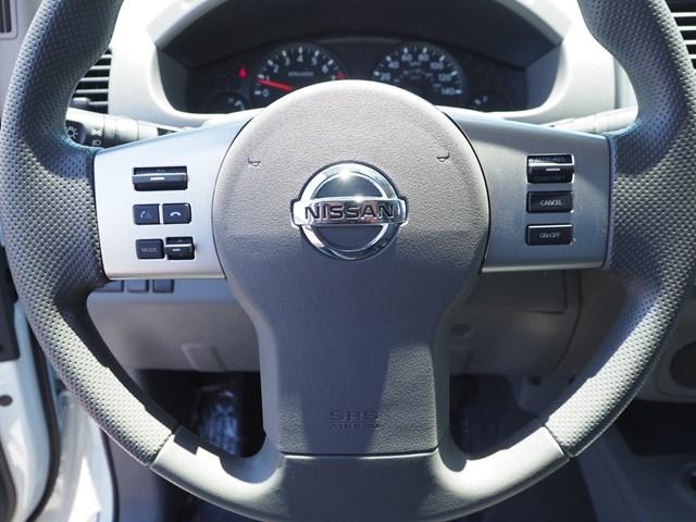 2020 Nissan Frontier SV Crew Cab
