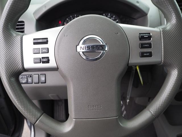 2019 Nissan Frontier SV Crew Cab