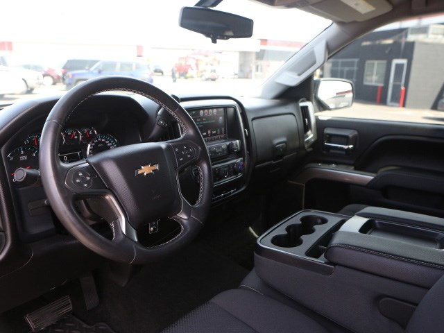 2016 Chevrolet Silverado 1500 LT Extended Cab