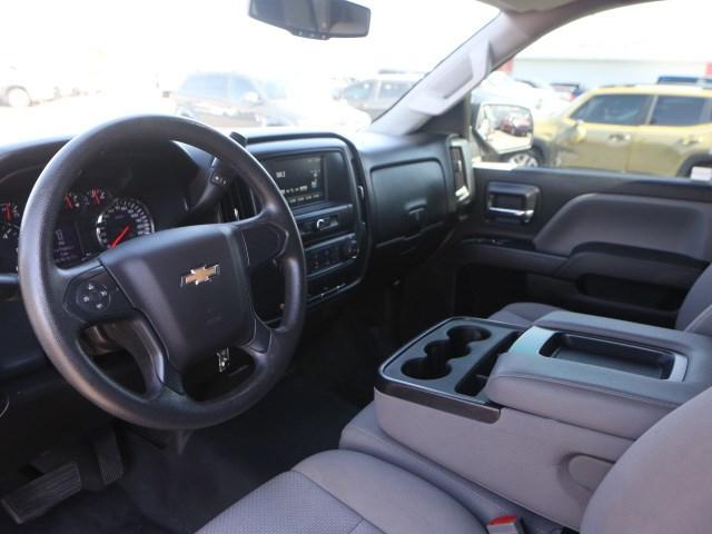 2018 Chevrolet Silverado 1500 Custom Extended Cab