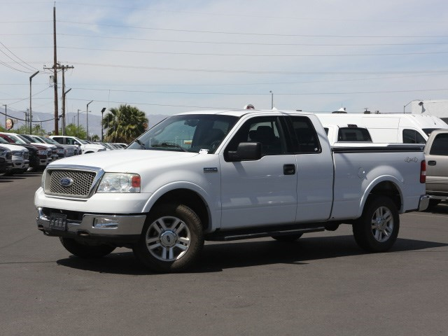 2004 Ford F-150 Lariat Extended Cab