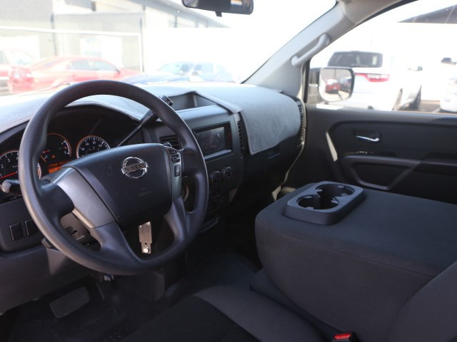 2015 Nissan Titan S Extended Cab