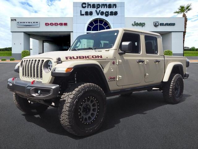 2020 Jeep Gladiator Rubicon Crew Cab