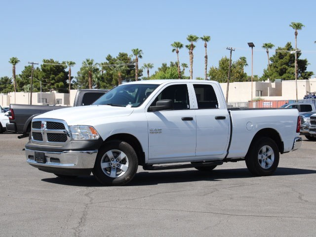 2018 Ram 1500 Tradesman Extended Cab