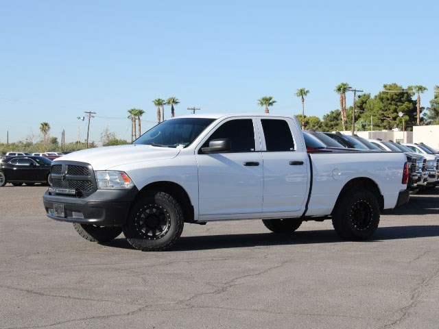 2013 Ram 1500 Tradesman Extended Cab