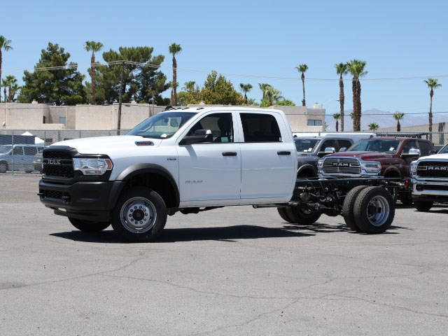 2020 Ram 4500 Crew Cab Chassis