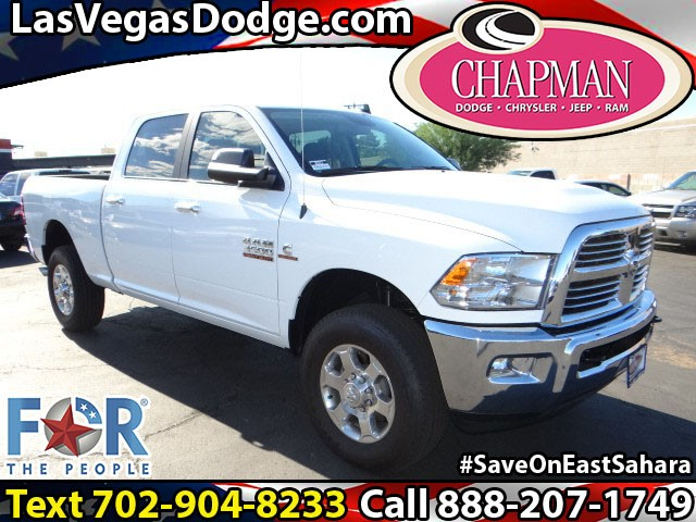 2016 Ram 3500 Big Horn R6313 Chapman Automotive Group