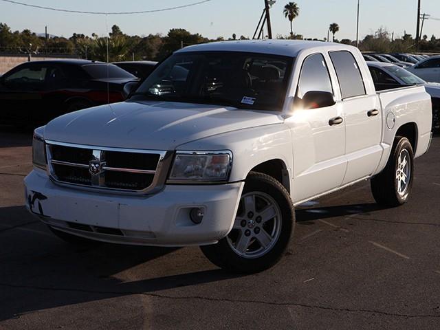 2008 Dodge Dakota SLT Crew Cab