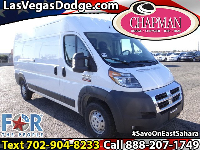 Browse ProMaster Cargo Inventory