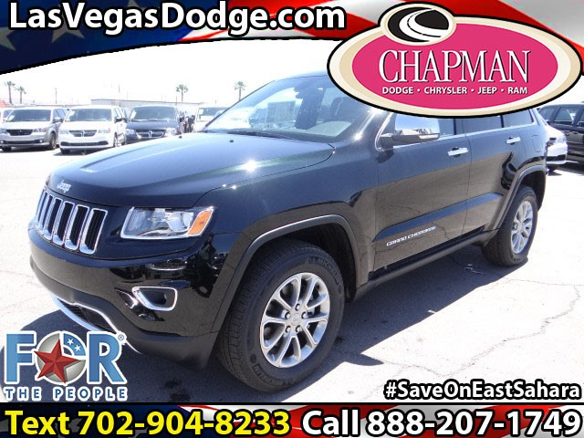 2015 jeep grand cherokee limited for sale stock t3367 chapman chrysler jeep. Black Bedroom Furniture Sets. Home Design Ideas