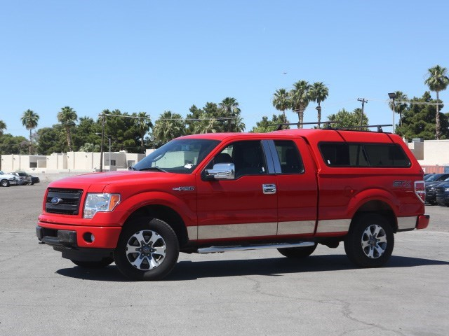 2014 Ford F-150 XLT Extended Cab