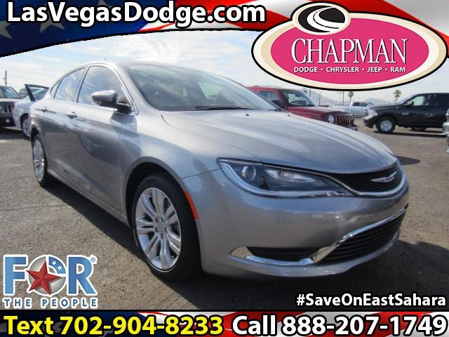 Chapman Used Cars Las Vegas