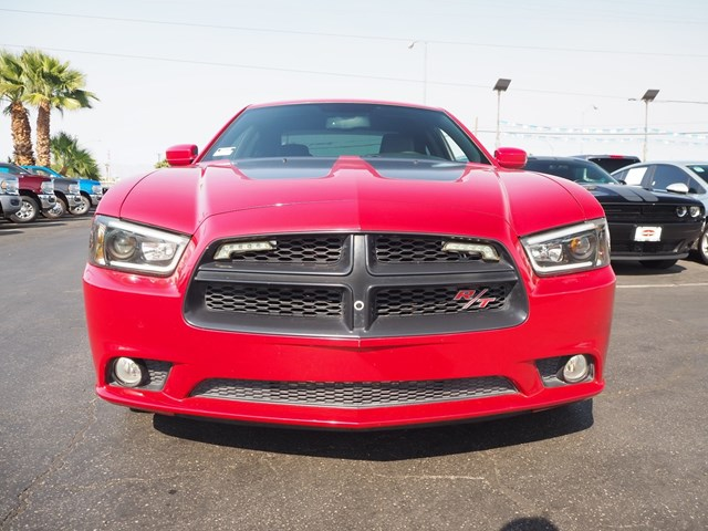 2011 Dodge Charger R/T Road and Track
