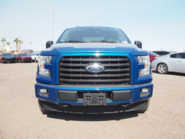 2017 Ford F-150 XL Crew Cab