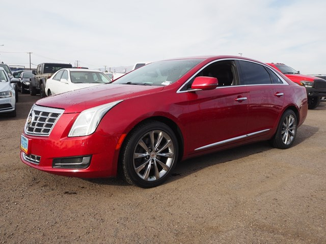 2013 Cadillac XTS 3.6L