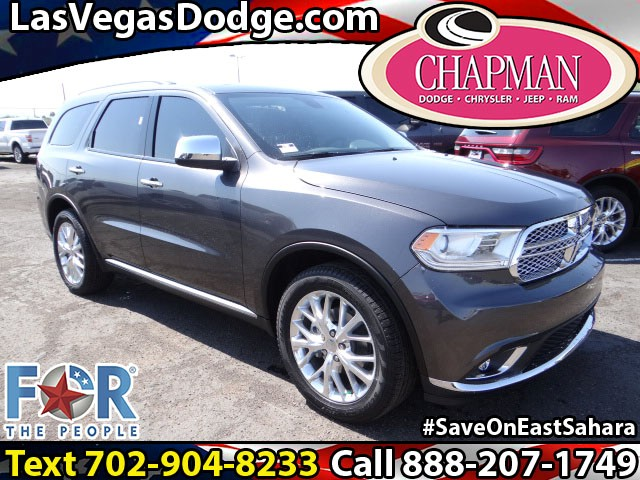 2017 Dodge Durango SXT Plus - #D7004 | Chapman Automotive ...