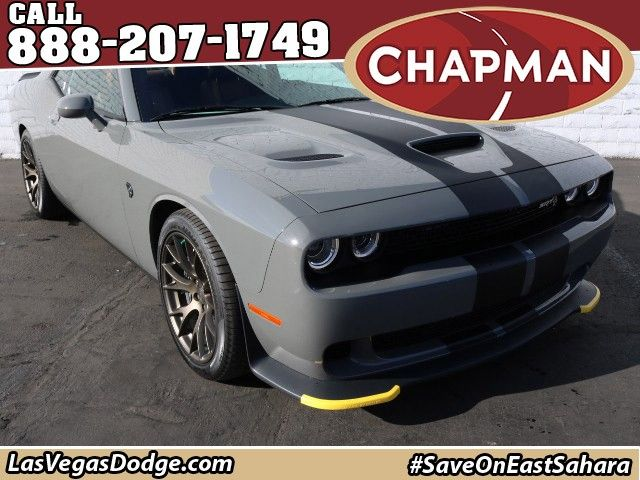 2018 Dodge Challenger SRT Hellcat - - Stock #D8421 at