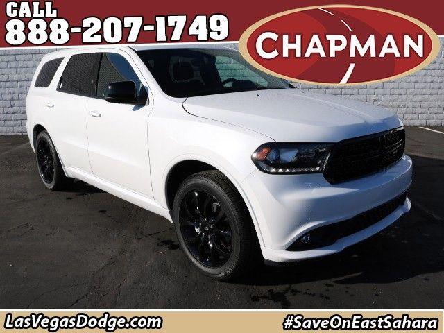 Chapman Dodge Las Vegas >> New 2019 Dodge Durango Sxt Plus D9059 Chapman Las Vegas