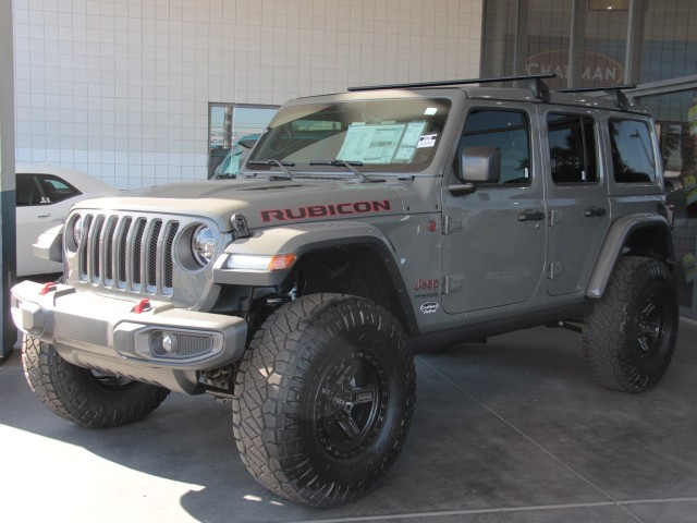 2020 Jeep Wrangler Unlimited Rubicon Custom