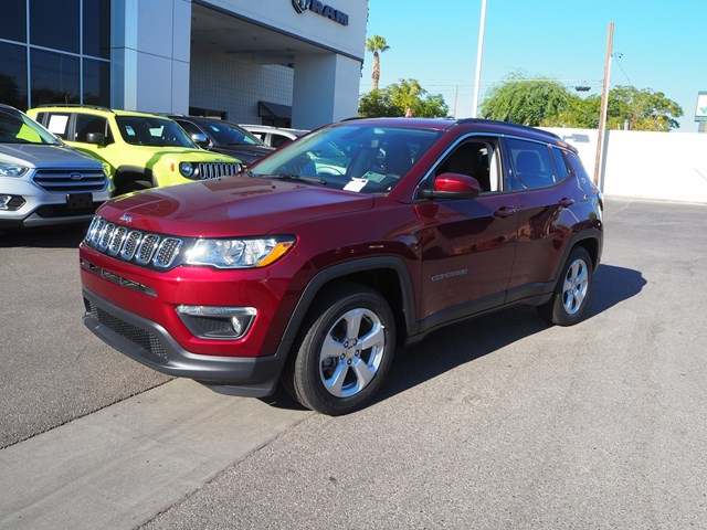 2020 Jeep Compass Latitude Aisin