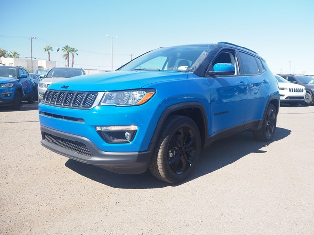2021 Jeep Compass Altitude