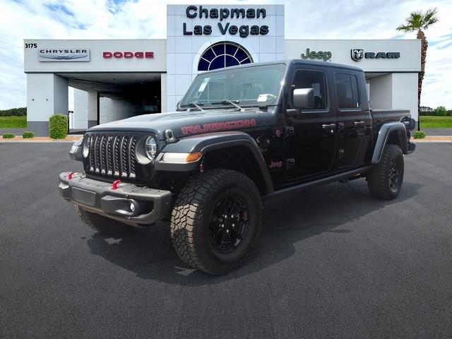 2020 Jeep Gladiator Launch Edition Crew Cab