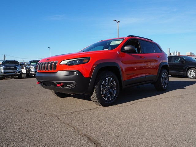 2021 Jeep Cherokee Trailhawk