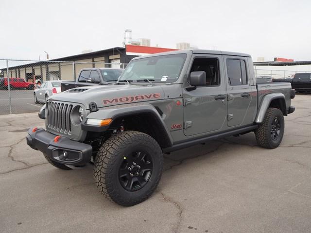 2021 Jeep Gladiator Mojave