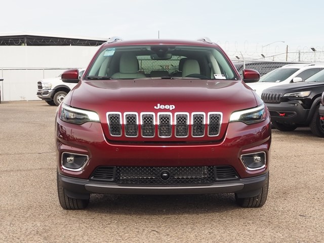 2021 Jeep Cherokee Limited