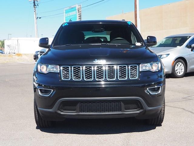 2017 Jeep Grand Cherokee Laredo E