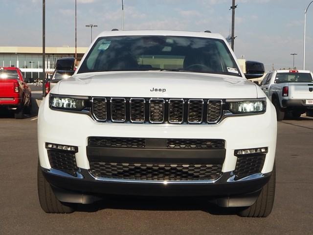 2021 Jeep Grand Cherokee L Limited