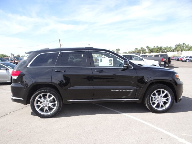 2015 jeep grand cherokee summit for sale stock j5428. Black Bedroom Furniture Sets. Home Design Ideas