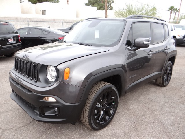 2016 Jeep Renegade Justice Edition For Sale Stock J6338