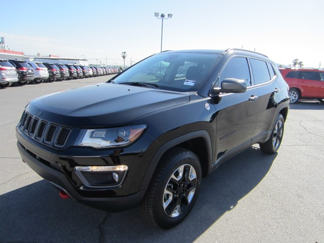 2017 jeep compass trailhawk for sale stock j7253 chapman chrysler jeep. Black Bedroom Furniture Sets. Home Design Ideas