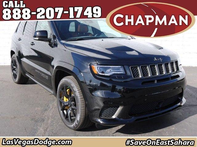 New 2018 Jeep Grand Cherokee Trackhawk - J8318 | Chapman Las