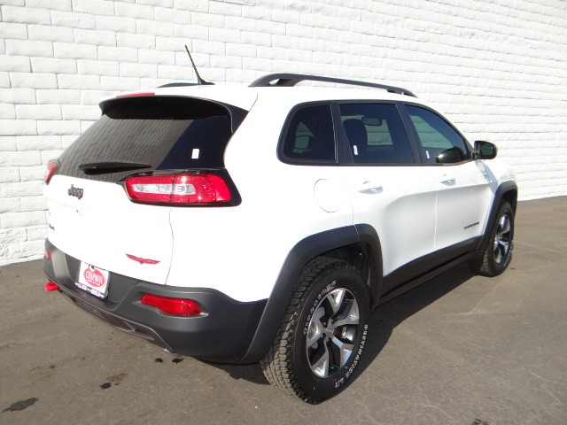 used 2015 jeep cherokee trailhawk for sale stock l5741 chapman chrysler jeep. Black Bedroom Furniture Sets. Home Design Ideas