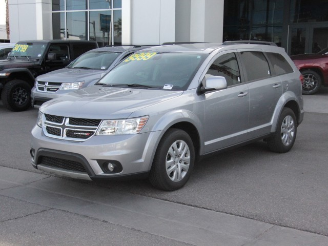 2018 Dodge Journey V6 Value Package