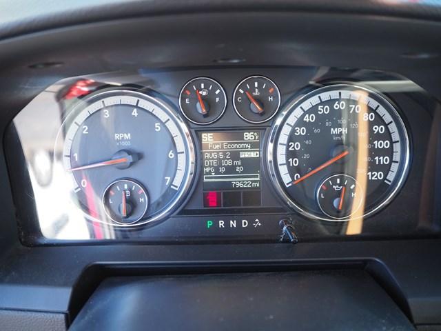 2012 Ram 1500 Laramie Crew Cab